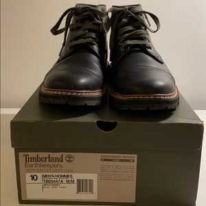 Timberland Mens boots Size 10